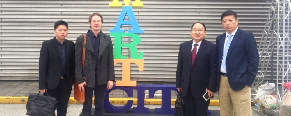 OASC in China to discuss future collaboration