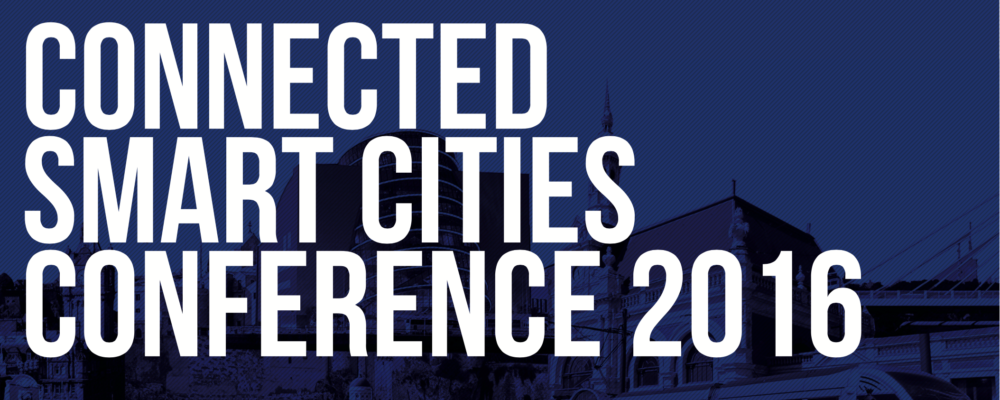 Sign up for Connected Smart Cities Conference