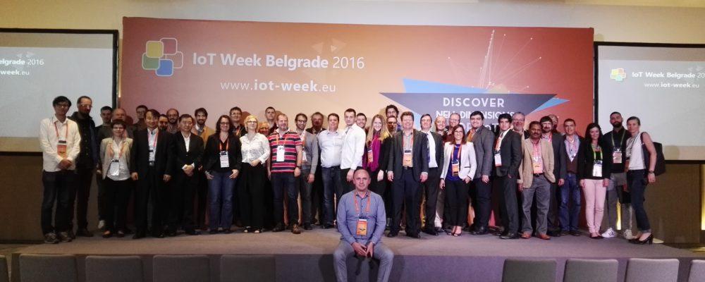 IoT Week 2017